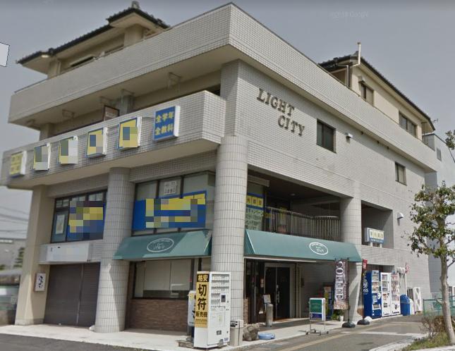 甲賀市 JR草津線 貴生川駅前 テナントビル1階約12坪テナント