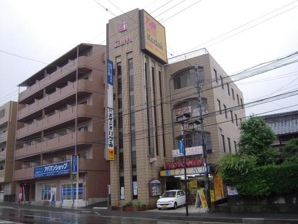 大津市 JR瀬田駅徒歩7分、学園通り沿い、3F約31坪テナント