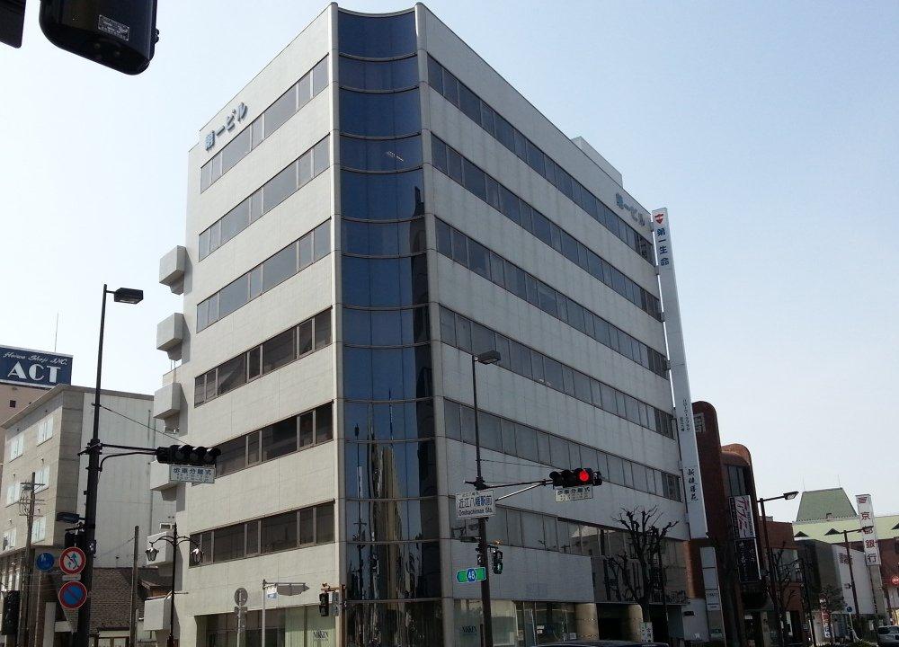 近江八幡市 JR近江八幡駅徒歩2分 5階約30坪事務所テナント