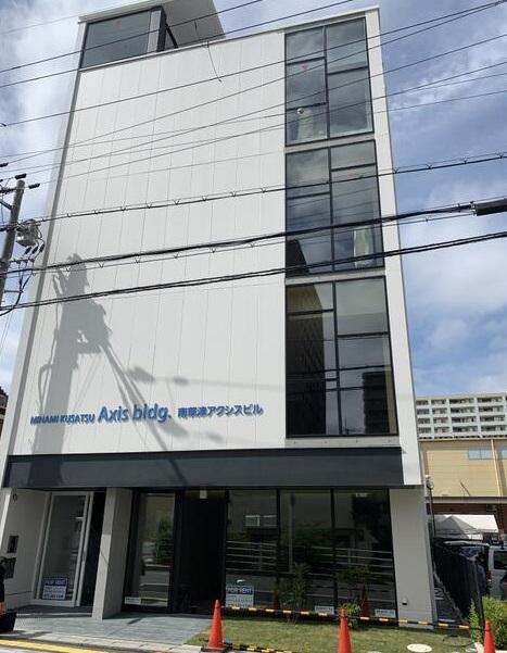 草津市 JR南草津駅徒歩3分 新築テナントビル2階約35坪テナント☆飲食店不可!