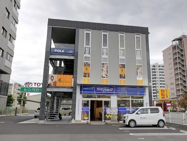 大津市 JR湖西線堅田駅徒歩4分 3階約14坪テナント