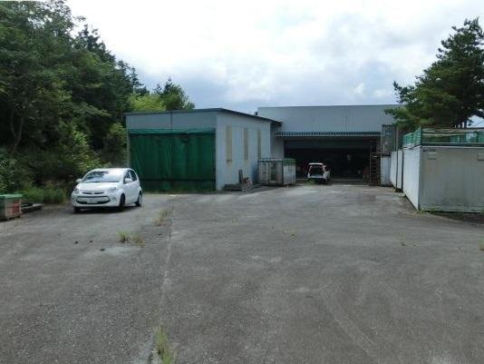 甲賀市土山町 工場倉庫テナント約209坪