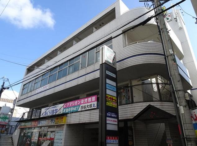 大津市 JR膳所駅徒歩2分 3F約13坪テナント