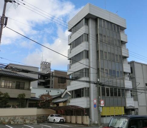 大津市 JR大津駅徒歩9分 1階約16坪事務所テナント