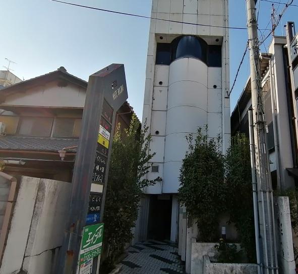 大津市 京阪びわ湖浜大津駅徒歩4分、和食料理店跡の4階テナント