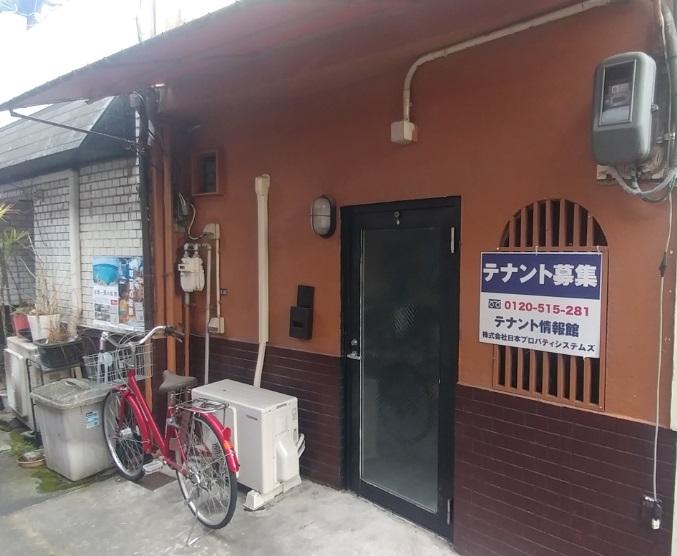 大津市テナント 石山銀座のスナック・バー向け店舗テナント