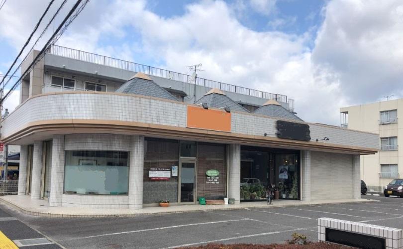 湖南市 草津線甲西駅徒歩9分 カルチャー通り沿い1階約16坪テナント