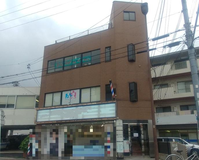 大津市 JR湖西線大津京駅徒歩3分!2階約23坪テナント