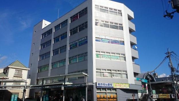 大津市 JR石山駅前 6F約23坪事務所テナント