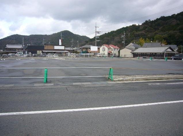 野洲市 国道沿い角地 沿道サービス向き約632坪事業用地