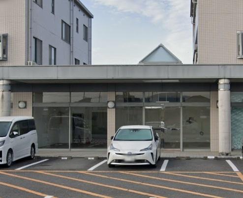 近江八幡市 幹線道路沿い1階約25坪店舗テナント