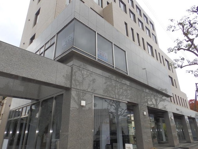 大津市 JR膳所駅徒歩15分 6階約15坪事務所テナント
