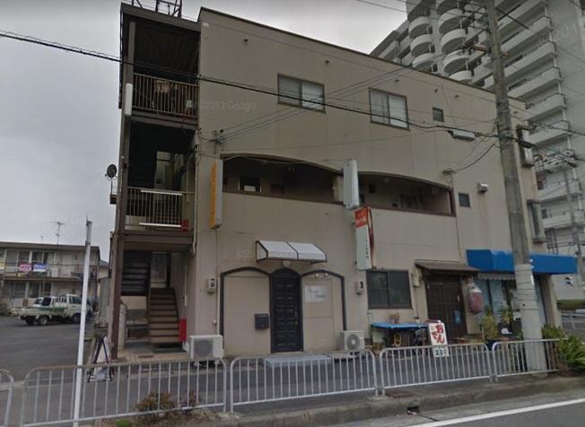 大津市 JR湖西線堅田駅徒歩6分 交差点角2階約8坪店舗テナント