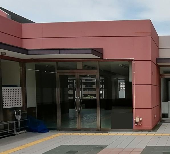 栗東市 JR栗東駅徒歩3分 2階約50坪貸店舗テナント