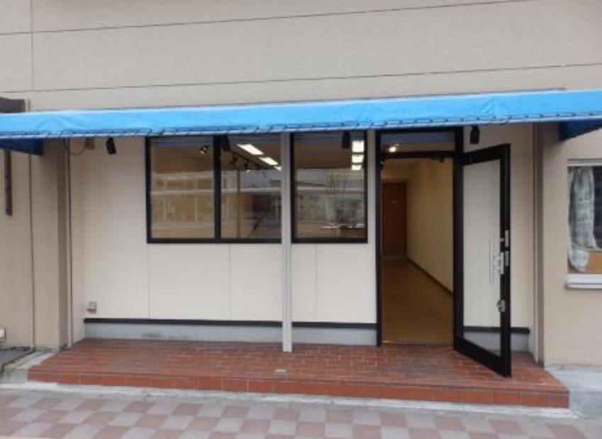 野洲市 JR野洲駅前すぐ 1階約14坪物販・事務所向きテナント