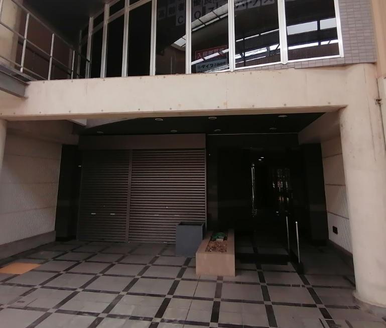 大津市 JR大津駅徒歩10分  商店街沿い1F約33坪テナント