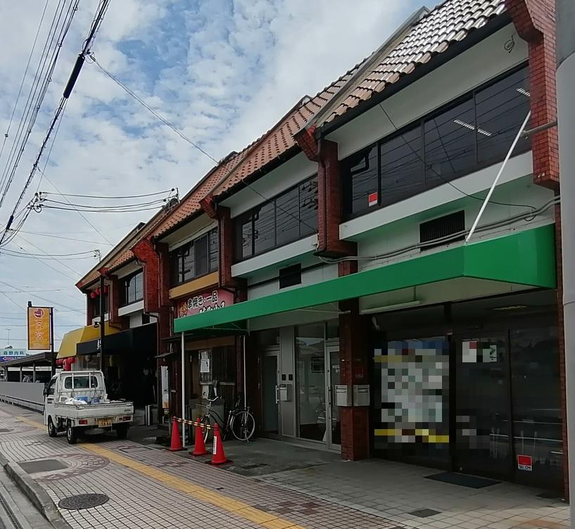 野洲市 JR野洲駅徒歩2分 2F約9坪テナント