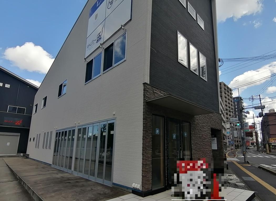 草津市 JR草津駅徒歩4分 1階約15坪テナント