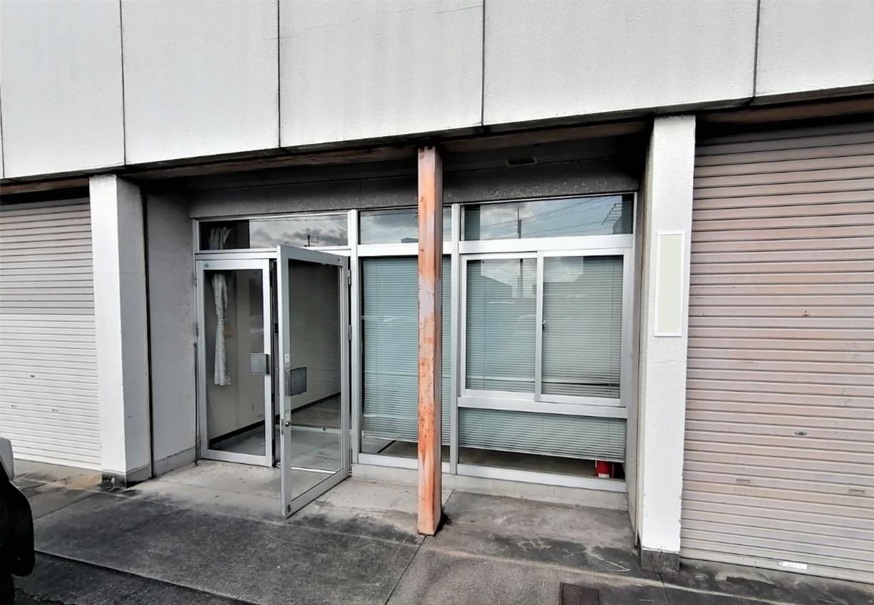 栗東市 国道1号線沿い1F約15坪テナント 営業所・倉庫におすすめテナント