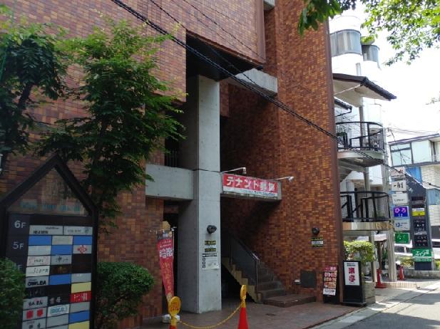 大津市 京阪浜大津駅徒歩3分 4階ラウンジ跡テナント内装美麗。