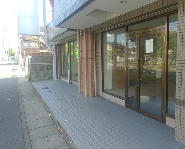草津市 JR草津駅徒歩10分 1階約30坪 店舗・事務所テナント