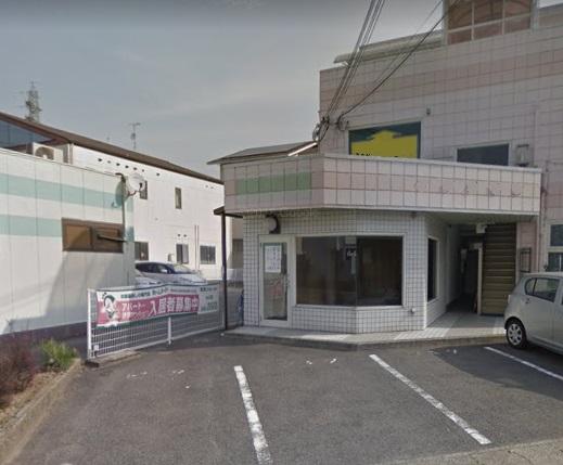 甲賀市 東名坂エリア 1階約19坪店舗 飲食可能♪