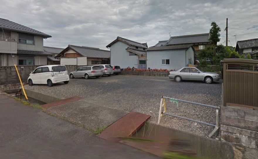栗東市 JR栗東駅徒歩12分 約59坪 資材置場用地としてお使いいただけます