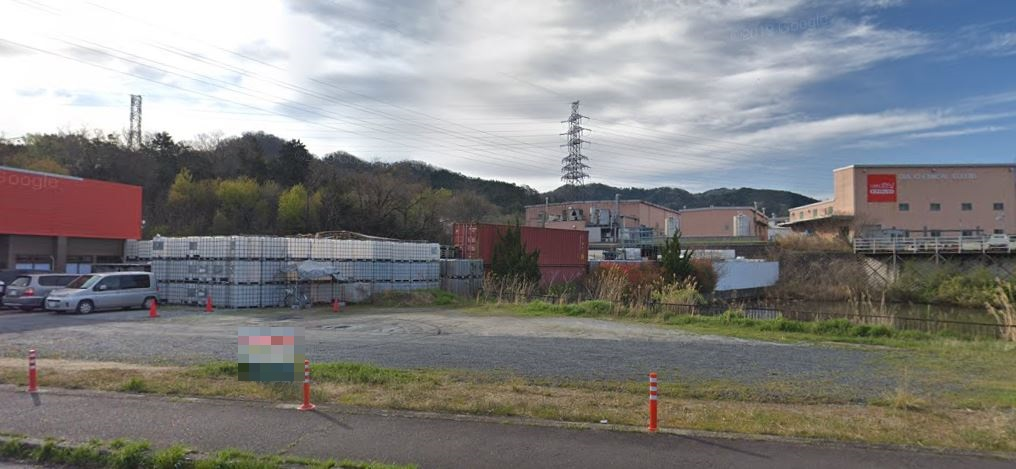 野洲市 国道沿い 工業地域内の事業用借地です!