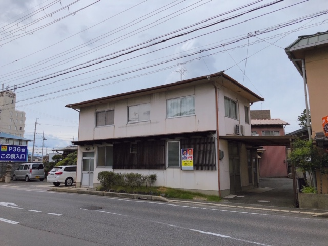 野洲市 JR野洲駅徒歩3分 事務所、教室向き一棟貸しテナント