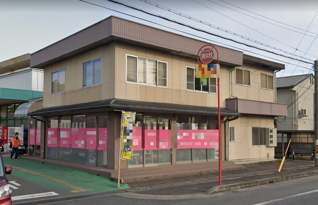 栗東市御園エリア スーパー隣接 2階約29坪貸店舗