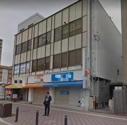 野洲市 JR野洲駅ロータリー前! 2階約18坪テナント