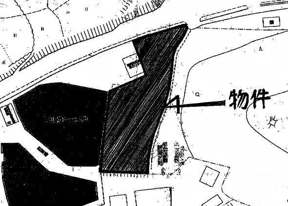 野洲市 国道沿い事業用地 ※事務所有