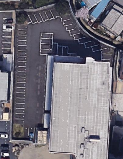 草津市 JR南草津駅徒歩22分 約40台分貸し駐車場