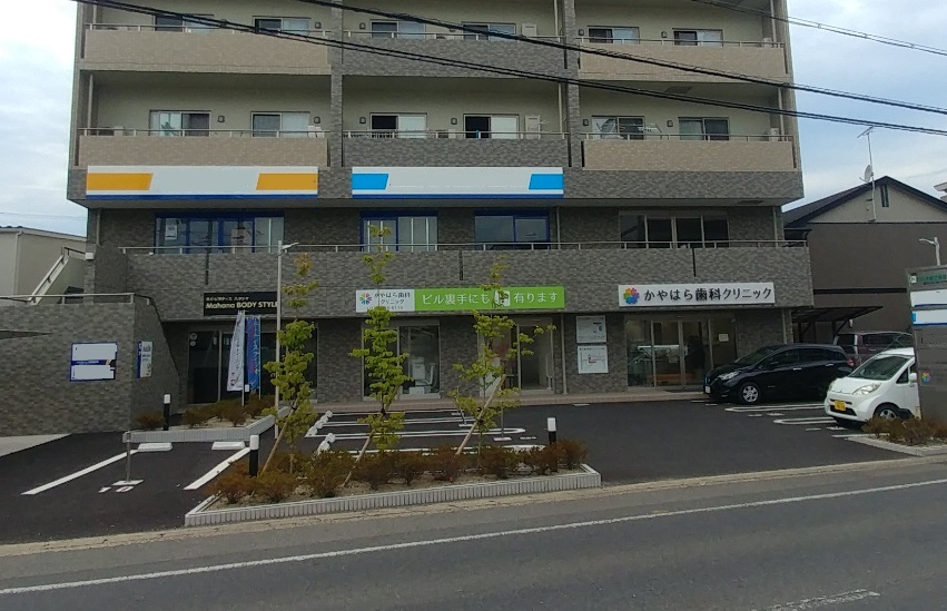 大津市 瀬田エリア浜街道沿い、築浅2階約32坪店舗テナント
