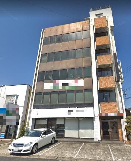 大津市 JR瀬田駅徒歩12分 国道沿い4階約22坪テナント