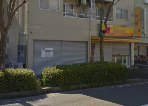 大津市 JR湖西線唐崎駅徒歩2分! 飲食可能1F約8坪テナント