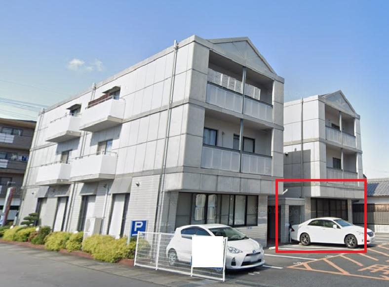 野洲市 JR野洲駅徒歩6分 1階約17坪店舗事務所テナント