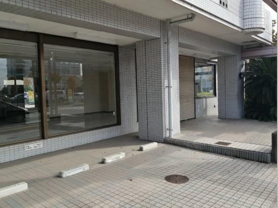 近江八幡市 JR近江八幡駅徒歩12分 1階約48坪店舗テナント