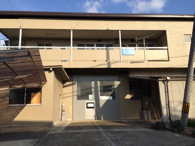 栗東市 事務所向き2F約16坪テナント