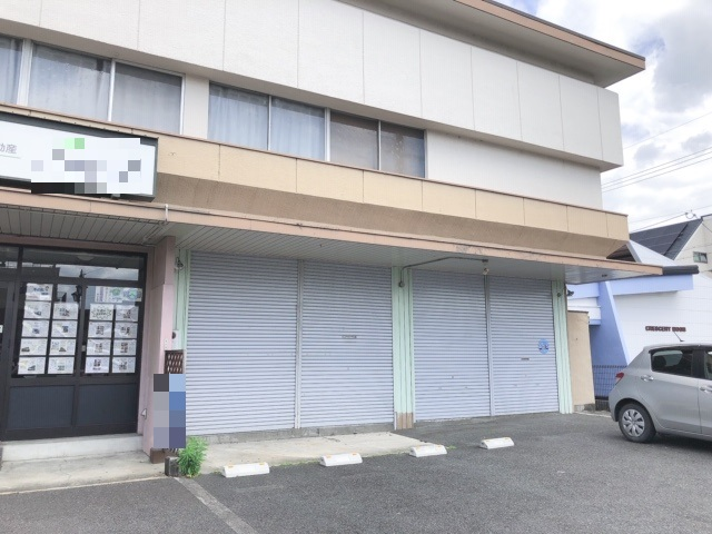 守山市 JR守山駅徒歩20分 幹線道路沿い1Fテナント