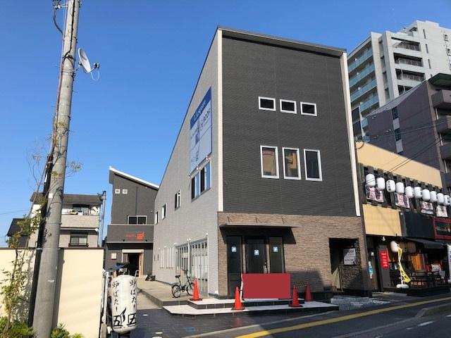 草津市 JR草津駅徒歩4分!1階約15坪テナント 近隣飲食店が集積してます♪