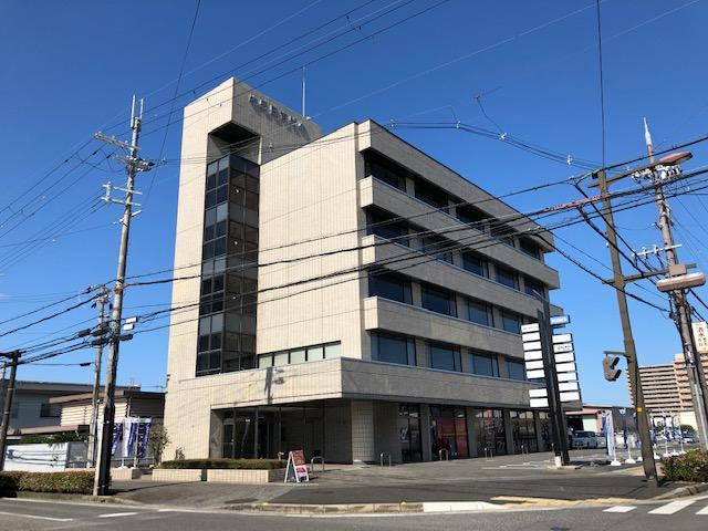 栗東市 JR栗東駅徒歩11分 オフィスビル4F約37坪事務所テナント
