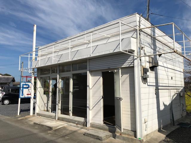 甲賀市 JR草津線甲南駅徒歩14分 一棟貸店舗事務所