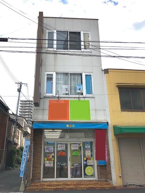 大津市 JR石山駅徒歩7分 3階約18坪テナント