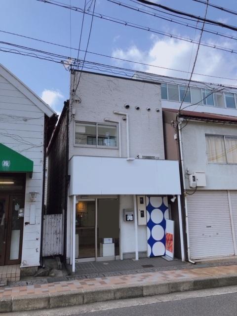 大津市 JR膳所駅徒歩5分 ときめき坂沿い戸建店舗テナント