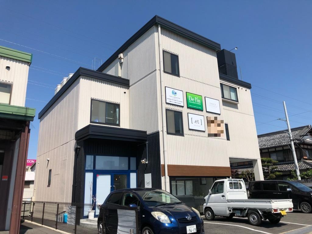 近江八幡市 JR近江八幡駅徒歩5分、1階約11坪店舗テナント