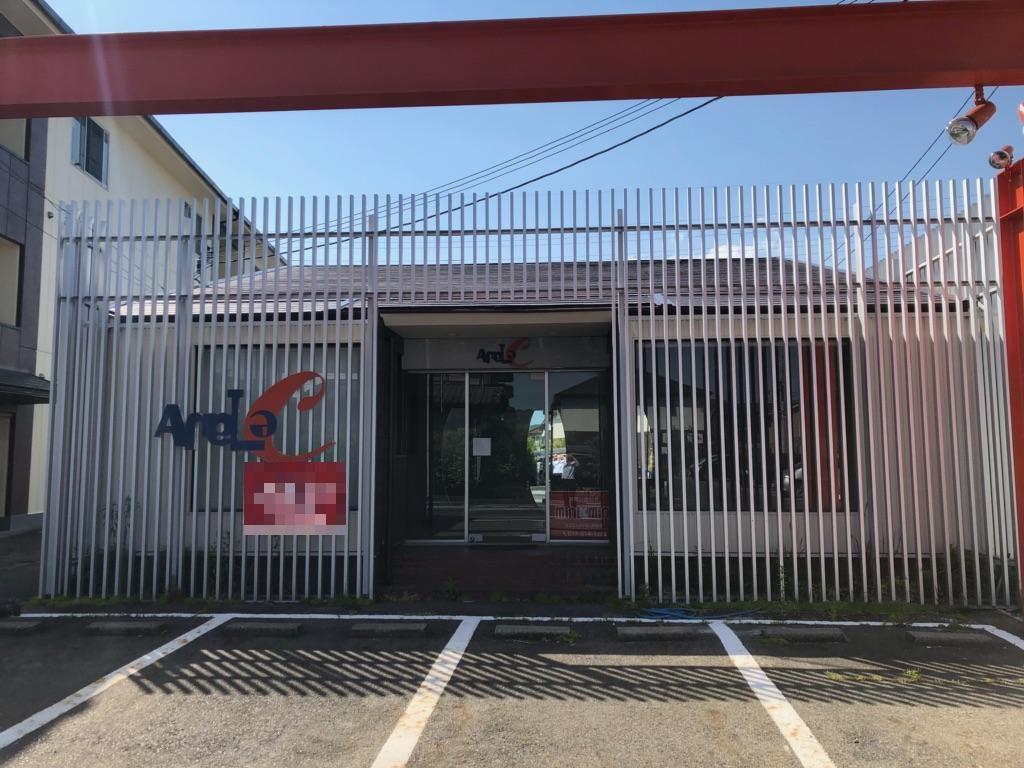 野洲市テナント 2号線沿い1階約23坪テナント、物販や美容院におすすめ