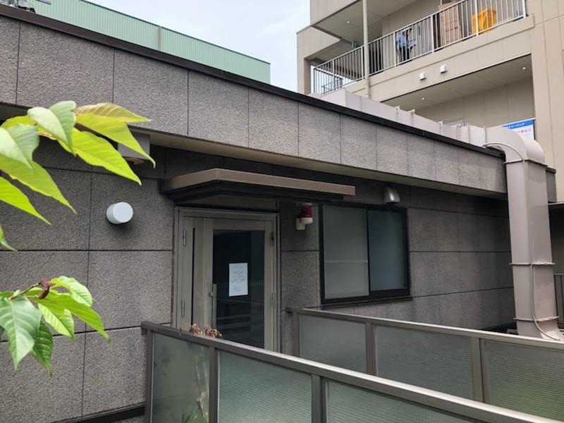 草津市 JR南草津駅徒歩1分! 2階約16坪テナント