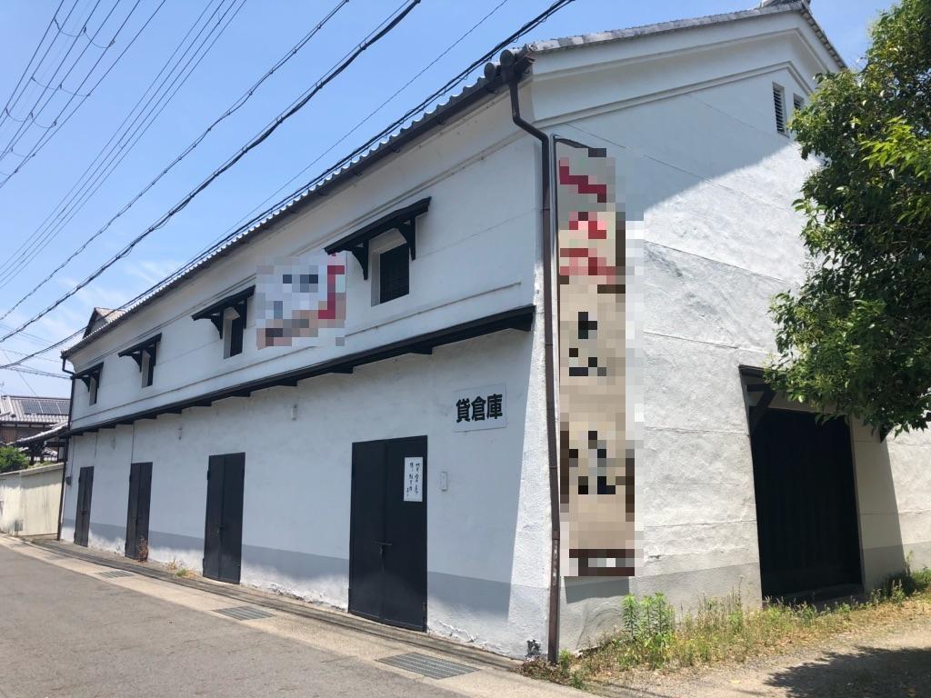 草津市 JR草津駅徒歩16分 約15坪の蔵です♪ 倉庫などをお探しの方におすすめ♪