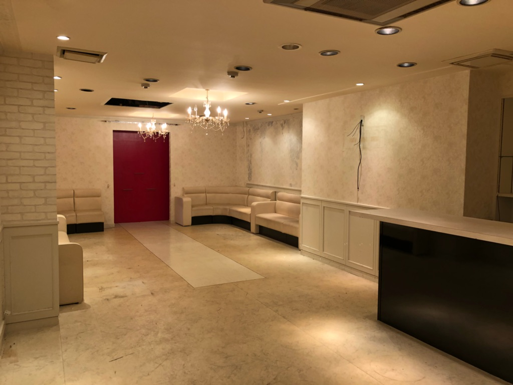 大津市 京阪びわ湖浜大津駅徒歩4分、飲食ビル2階約23坪テナント